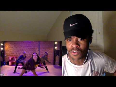 Vindata + Skrillex + NSTASIA   Favor   Choreography by Jake Kodish   REACTION