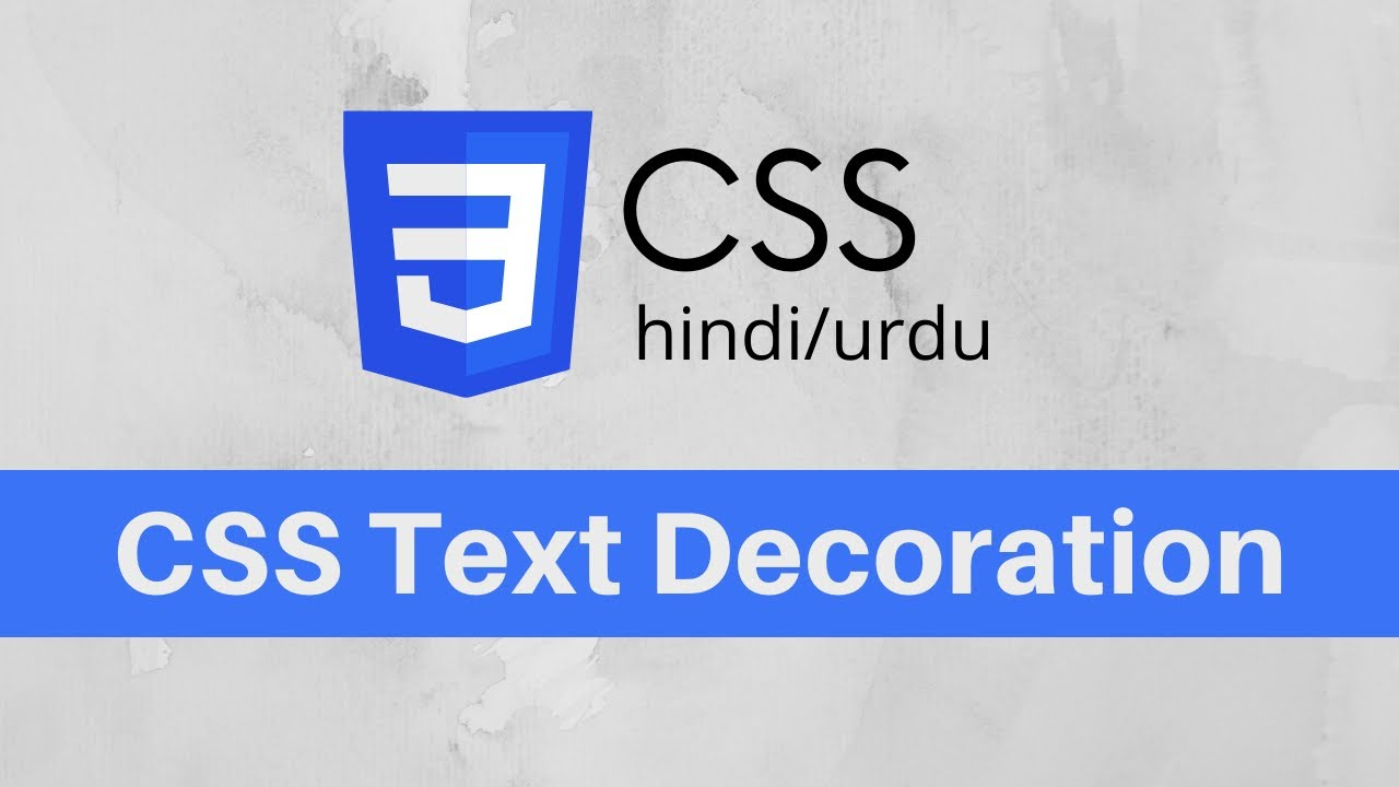 text decoration in css    css text decoration    part10 ...