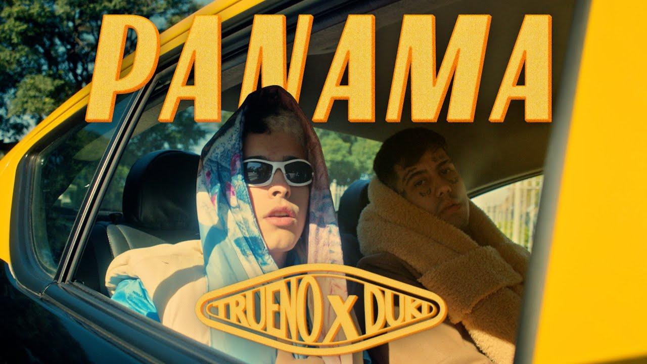 Download Trueno, Duki - PANAMÁ (Video Oficial)