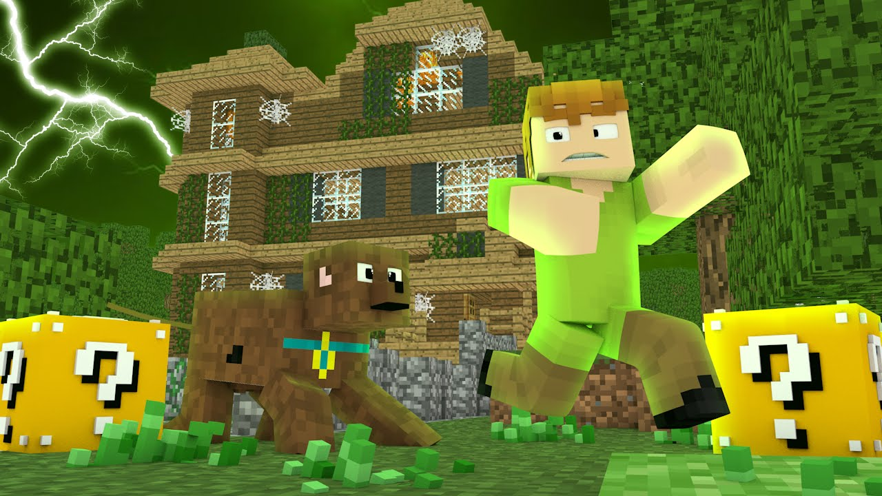 Minecraft - SCOOBY DOO ‹ ESCOLHA A PORTA › MINI-GAME (LUCKY BLOCK ...