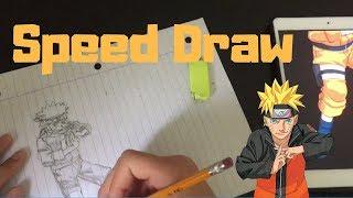 Speed Draw - Naruto Uzumaki