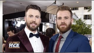 Scott Evans On Quarantining With Chris Evans, Success Of 'Almost Love' | Celebrity Page