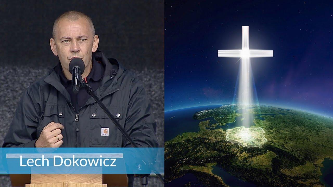 Polska pod Krzyżem, konferencja Lecha Dokowicza