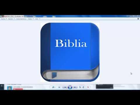 DESCARGAR BIBLIA REINA VALERA 1960 EN AUDIO MP3 NARRADA POR RAFAEL CRUZ.