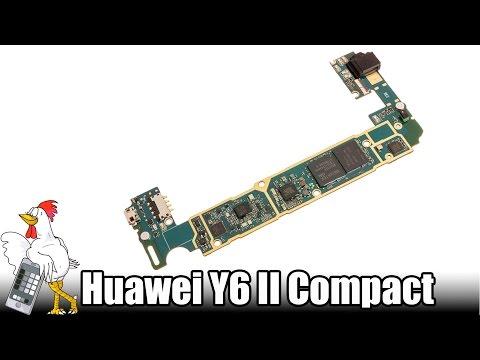 16 GB free motherboard for Huawei Y6 II Compact, LYO-L21