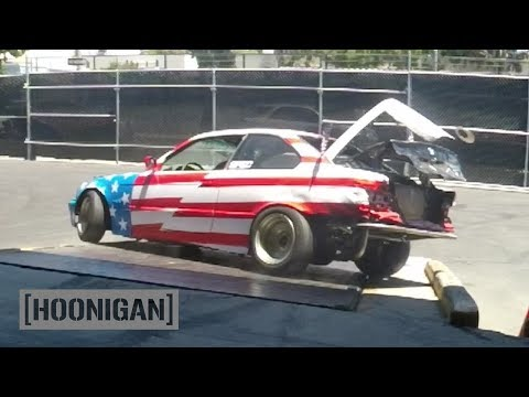 [HOONIGAN] DT 080: Hert Fixes our $350 BMW E36