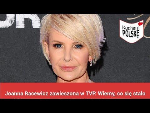 Joanna Racewicz zawieszona w TVP. Wiemy, co się stało