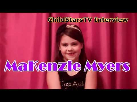 MaKenzie MyersPageant Girl