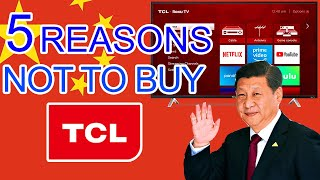 Why you should not buy a TCL smart TV
