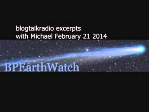 BP & Michael On Celestial, Earth Events & NWO