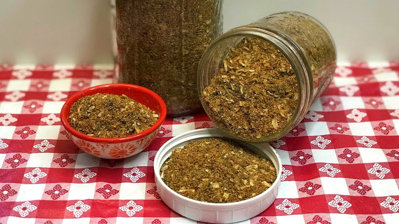 what spices are in meatloaf