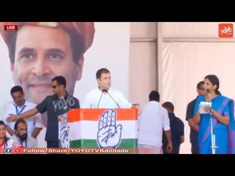 Rahul Gandhi Powerful Speech Full Video   Kollam Public Meeting   Congress Kerala   Priyanka Gandhi