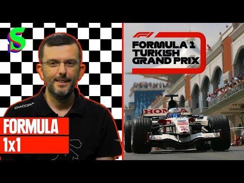 Formula 1 Türkiye'den Neden Gitti?, F1 Türkiye'ye Geri Döner Mi? I Serhan Acar'la Formula 1x1 #12