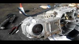 Lanjutan Pemasangan Mesin Motor Yamaha Zupiter Z Setelah Bongkar Habis