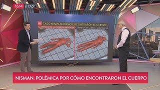 Nisman: Así Fue Encontrado El Cuerpo