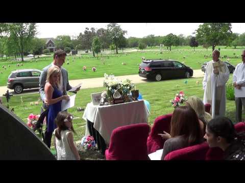 Oliver & Greyson's Memorial Service
