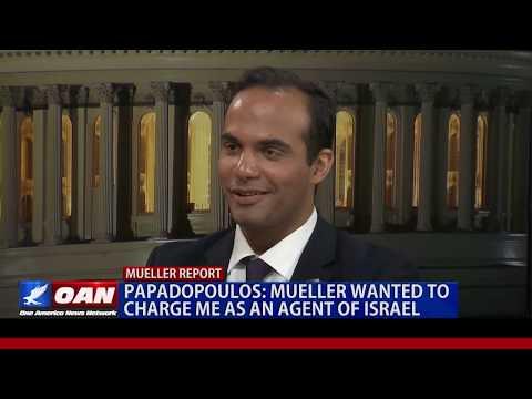 Scott Sands - LISTEN:  George Papadopoulos Claims Exoneration By Mueller Report