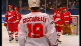 СССР - Канада 1987 ЧМ (Е. Майоров)