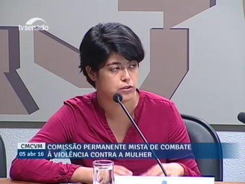 CMCVM - Violência Contra A Mulher - 05/04/2016