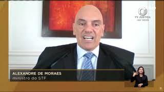 Moraes diz que manifestações de Daniel Silveira foram gravíssimas