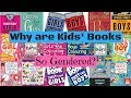 """On """"Girl Books"""" and """"Boy Books"""""""