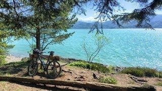 Radtour um den Walchensee * Mai 2017 * in 4k