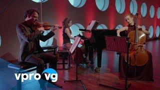 Delta Piano Trio - Shostakovic/ from: Pianotrio No.2 (live @TivoliVredenburg Utrecht)