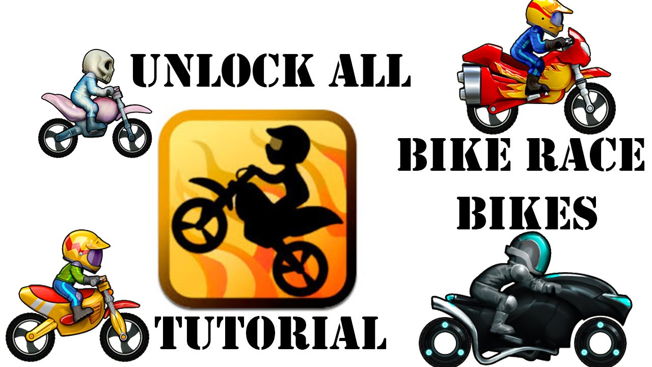 How To Get Every Single Bike Free In Bike Race Includes Ultra