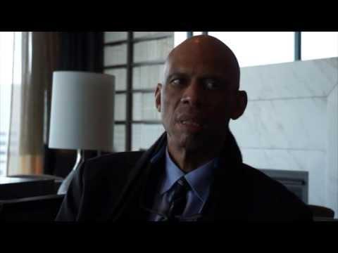 Kareem Abdul-Jabbar shares Milwaukee memories