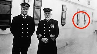 20 Unheimliche Echte Foтos der Titanic, BEVOR sie gesunken ist!