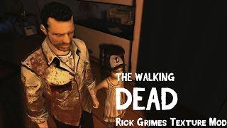 Walking Dead - Rick Grimes Texture Mod Part 1