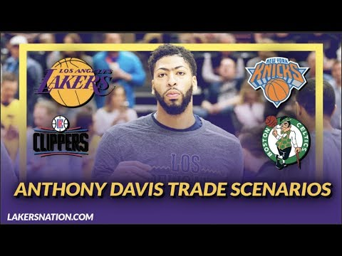 Lakers NewsFeed: Anthony Davis Trade Scenarios After David Griffin Beings Trade Talks