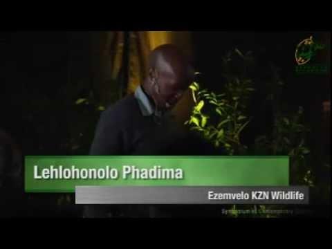 Lehlohonolo Phadima - Assessment Ecosystem Services & their value to biodiversity