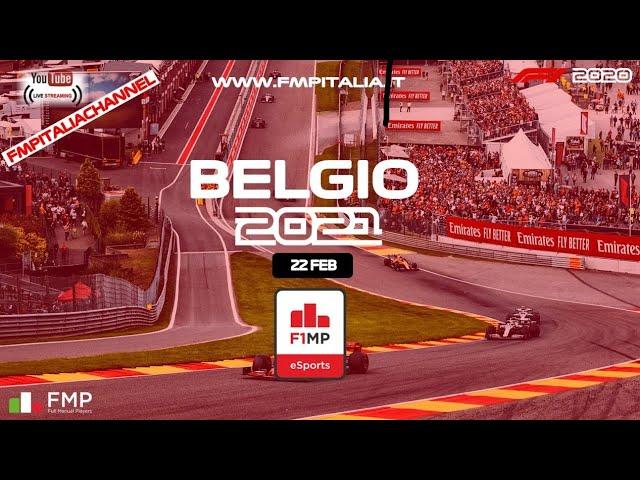 F1MP | #14 BELGIO GRAND PRIX | FMP ITALIA