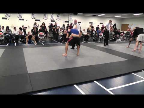 Bruce Miano vs Brad Sullivan  Intermediate  Intermédiaire 170 Round Robin