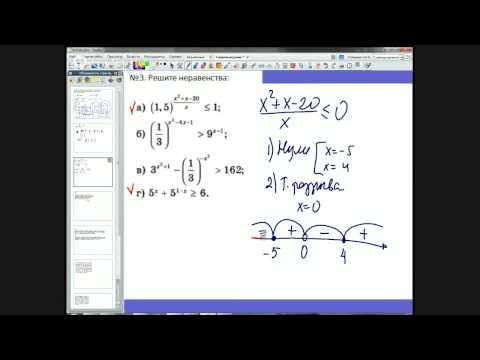 Разбор контрольных работ, алгебра и геометрия, 11 класс