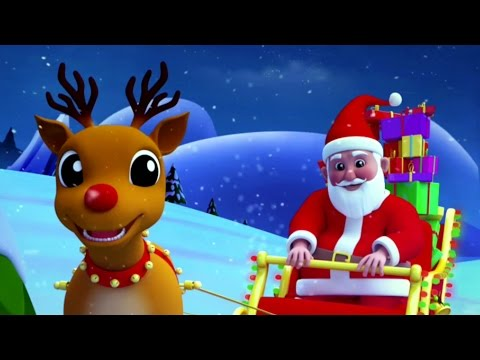 jingle Bells  Lagu Natal  lagu anak anak  Christmas Songs For Toddler  Kids Song