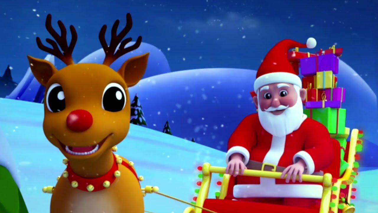 Jingle Bells Lagu Natal Lagu Anak Anak Christmas Songs For Toddler