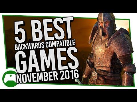 5 Best Backwards Compatible Games In November!