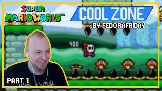 Cool Zone (SMW Kaizo) [Part 1]