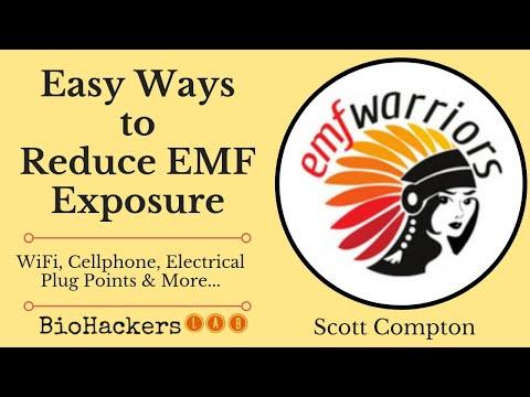 EMF Hygiene Health Tips from EMF Warriors • Scott Compton