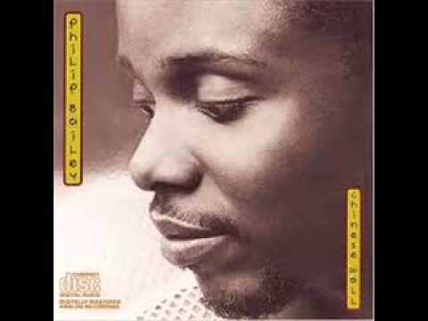 Philip Bailey - Time Is A Woman