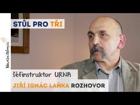 Šéfinstruktor URNA: Člověk musí být stále ve střehu - Jiří Laňka | Neurazitelny.cz | Stůl pro tři