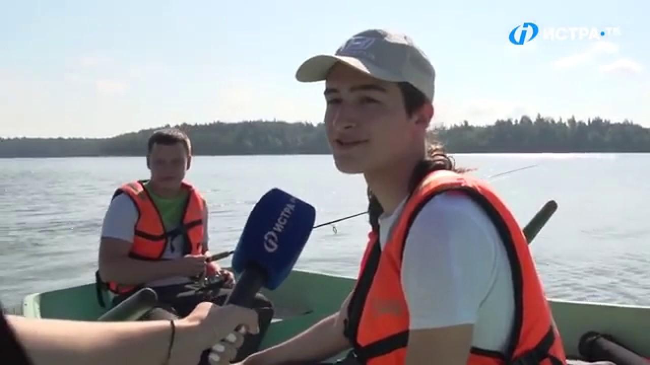 Международный турнир по спиннингу с лодок Союза культурных людей и рыбаков!