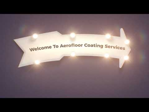 Aerofloor Coating Services - Epoxy Flooring in Dallas, TX