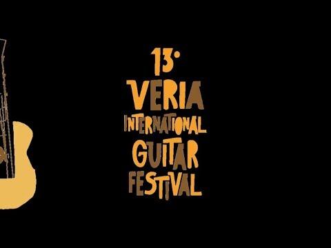 13th Veria International Guitar Festival, April 10-14, 2018