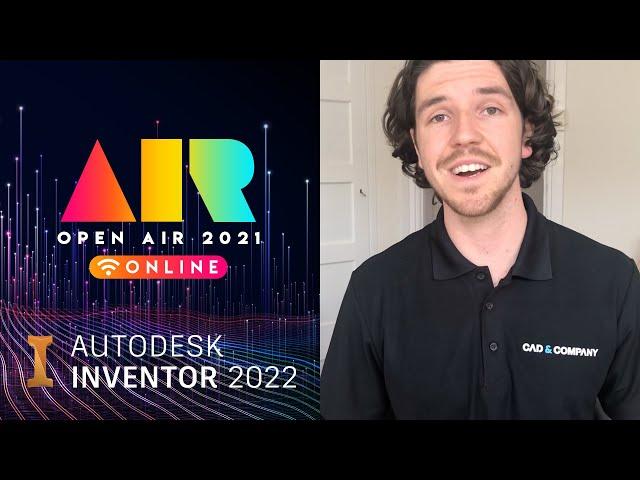 OPEN AIR 2021: Inventor 2022