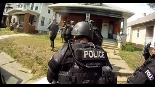 I GOT SWATTED...