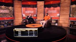 Duke Thomas on Longhorn Network [June 17, 2015]