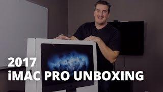 2017 iMac Pro Unboxing
